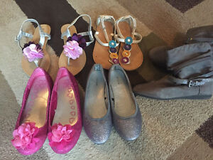 Girls Shoes Size13-1