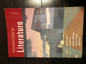 Introduction to Literature 5th ed
