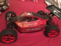 RC Hotbodies D8 1/8 electric buggy
