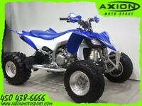 2013 Yamaha YFZ 450R 39,18$/semaine