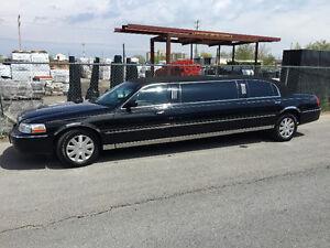 2003 Lincoln Limousine