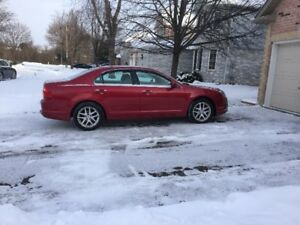 2011 Ford Fusion SEL 3.0 L V6  Safety Certified
