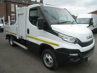 2017 Iveco DAILY 50C15 3.0 TDCI 50C15 150BHP EURO 6 TIPPER WITH TOOL BOX NA Dies