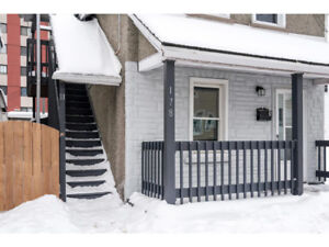 Centrally located , cute, renovated apartment for rent FEB 1