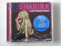 Shakira Live from Paris DVD & Live CD edition