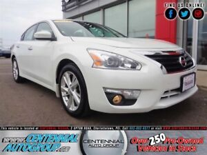 Nissan Altima 2.5 SL | FWD | Leather | Moonroof | Bluetooth 2013