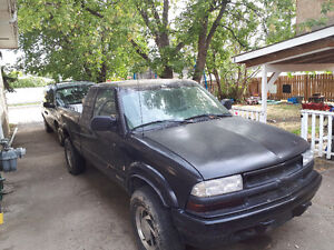 2001 Chevrolet S-10 Other