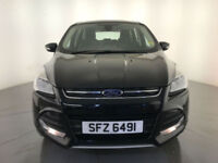 2014 FORD KUGA TITANIUM TDCI DIESEL 1 OWNER SERVICE HISTORY LEATHER INTERIOR
