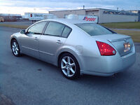 RARE!*2004 NISSAN MAXIMA SE *MANUAL 6 SPEED-3.5L-V6*BAS KM!