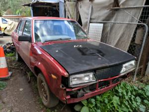KE70 Paddock/parts car