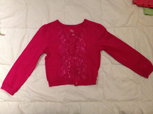 Girl's Size 5 Clothing Items