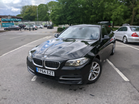 BMW 5 SERIES, ULEZ EXEMPT, 1 OWNER, BLACK,5DOOR,CHEAPEST ON GUMTREE