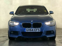 2014 64 BMW 116D M SPORT £30 ROAD TAX CRUISE CONTROL PARKING SENSORS BLUETOOTH