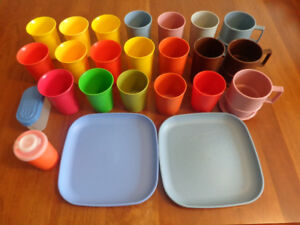 TUPPERWARE: 24 Pieces for $15.00!