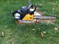 Mc culloch chainsaw