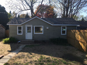 Port Elgin Winterized Cottage for yearly rent