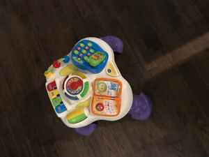 Baby Play & Stand Table