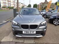 BAD CREDIT CAR FINANCE AVAILABLE 2012 / 61 BMW X1 2.0TD xDRIVE