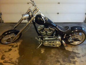 Big Bear Venom Chopper