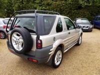 Land Rover Freelander 1.8i
