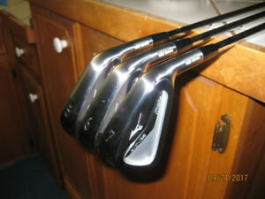 Mizuno MP-25 Irons 5-6-7 Irons Like New RH