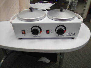 Wax heater Professional Double pot
