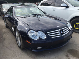 2003 Mercedes-Benz SL55 AMG just arrived for sale at Pic N Save!