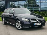 2017 Mercedes-Benz E-CLASS E 220 d SE Estate Auto Estate Diesel Automatic