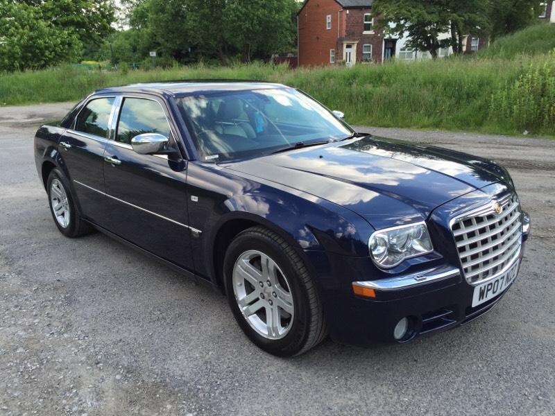 Chrysler 300c 3 0 crd in oldham manchester gumtree for Chrysler 300c crd