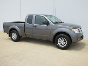 2015 Nissan Frontier King Cab 4X4, 55,500 kms