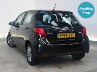 2014 TOYOTA YARIS 1.4 D 4D Icon 5dr