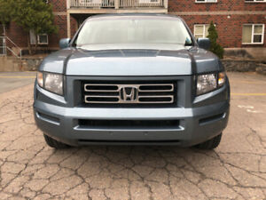 LONG WEEKEND SPECIAL: 2007 Honda Ridgeline w/ FRESH MVI