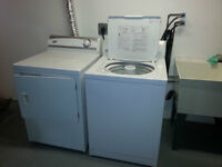 MayTag Preforma Heavy duty Washer and Dryer combo