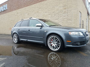 2006 Audi S4 Wagon (Avant) Manual Transmission