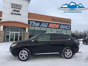 2010 Lexus RX 350   ACCIDENT FREE, LOADED,LEATHER HEATED, BACK U