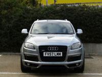 Audi Q7 3.0TDI ( 229bhp ) Tiptronic 2007MY quattro S Line