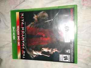 Metal Gear Solid 5 - Xbox One