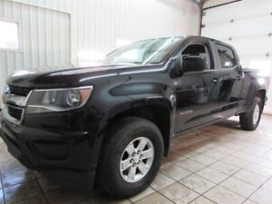 Chevrolet Colorado 4WD Crew Cab WT 2016