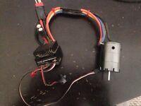 Brushless Motor and ESC