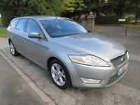 FORD MONDEO 2.0TDCi 140 6 SPEED TITANIUM GREAT VALUE READY TO DRIVE AWAY