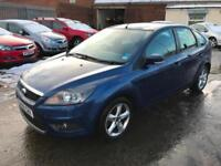 Ford Focus 1.6 100ps Zetec - 09 - January 19 Mot -