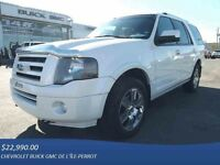 2009 FORD Expedition LIMITED, CUIR, TOIT , NAV, MAGS,