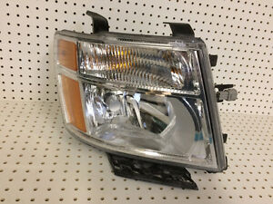 2016 NISSAN NV2500 HEADLIGHT RIGHT PASSENGER