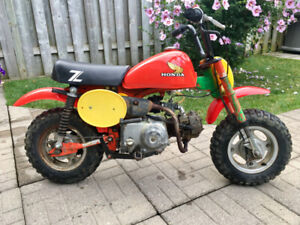 Honda Z50 | Find New Motocross & Dirt Bikes for Sale Near Me