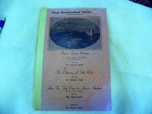 Three Newfoundland Stories, Rev. Naboth Winsor