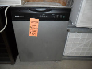 Reconditioned Dishwashers with 6 month warranty