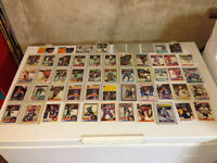 Hockey Cards and Sports Cards for sale - Mostly 80's and 90's.