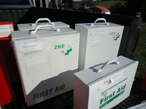 First Aid Kits Large Medium and Small metal cabinets Peterborough Peterborough Area image 4