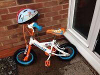 "Dusty 12"" kids bike"