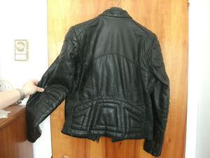 Veston de moto en cuir (Angora) Lac-Saint-Jean Saguenay-Lac-Saint-Jean image 4